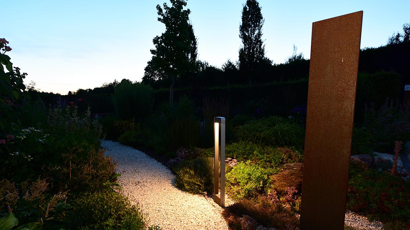 Außenleuchte Garten