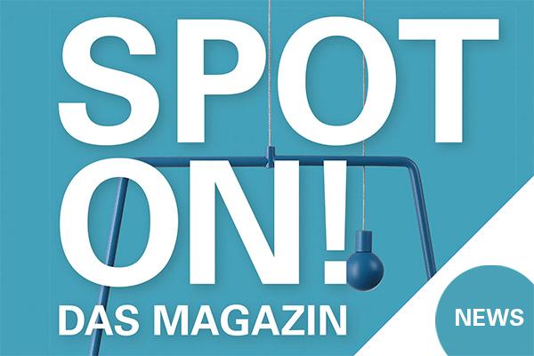 SPOTON! Das Magazin Ausgabe 4