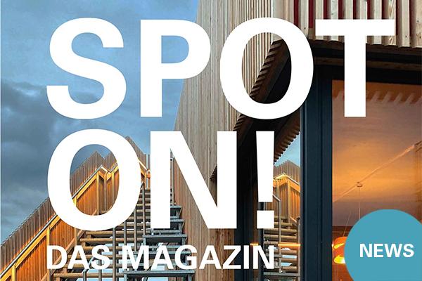 SPOTON! Das Magazin Ausgabe 2